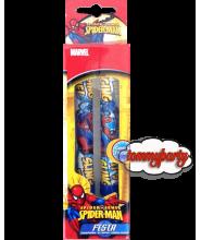 Candele fontana Spider Man cf.2 pz