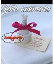 Bolle di sapone torta Sposi pz.1
