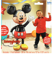 Mickey Mouse Air Walker P80 palloncino