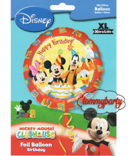 "Mickey e Friends HBirthday S60 18"" palloncino"