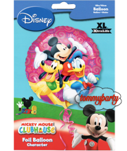 "Mickey Disney Celebration S60 18"" palloncino"