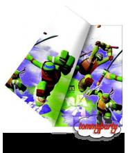 Ninja Turtles tovaglia pvc 120x180