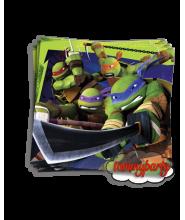 Ninja Turtles tovagliolini cf.20