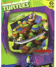 "Teenage Mutant Ninja Turtles 18"" palloncino"