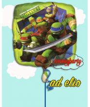 """Teenage Mutant Ninja Turtles 18"""" composizione"""