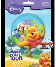 Pooh e Friends Sunny Birth. S60 palloncino