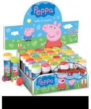Peppe Pig bolle di sapone pz.1