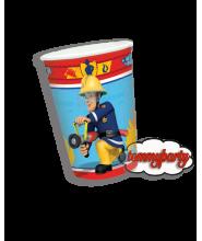 Sam Il Pompiere bicchieri