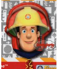 Sam il Pompiere SS palloncino