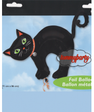 Halloween Cat Supershape palloncino