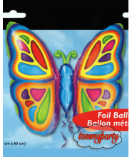 Bright Butterfly super shape palloncino