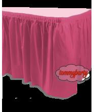Tovaglia Tableskirt Hot Magenta (fucsia)