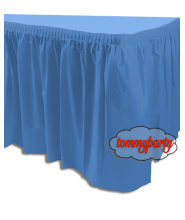 Tovaglia Tableskirt royal blue