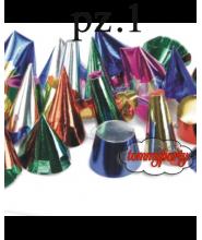 Cappellini Cotillon mini metallizati pz.100