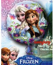 "Frozen mylar 18"" palloncino"