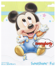 Baby Mickey super shape palloncino
