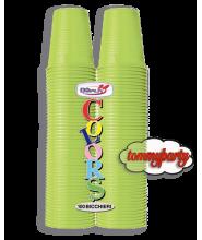 Verde Acido Bicchieri pz.100 dopla