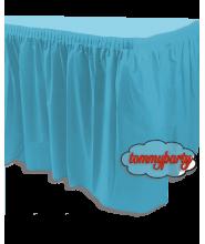 Tovaglia Tableskirt bermuda blue