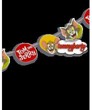 Tom & Jerry festone bandiera