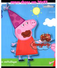 Peppa Pig Super Shape palloncino