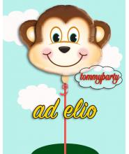 Monkey ad elio composizione