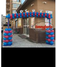 Composizione Arco per inaugurazioni