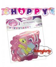 My Little Pony festone