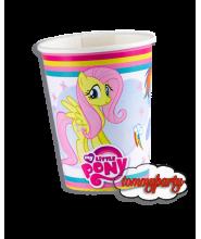 My Little Pony 8 Bicchieri