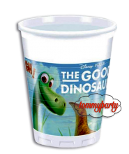 The Good Dinosaur 8 Bicchieri