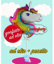 Unicorno Super Shape palloncino ad elio