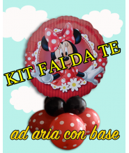 "Minnie 18"" Mad about Anagram kit fai da te"