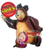 Orso di Masha Super Shape palloncino