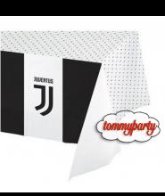 Tovaglia Juventus plastica 120x180 cm.