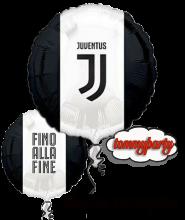 """Juventus mylar 17"""" palloncino"""