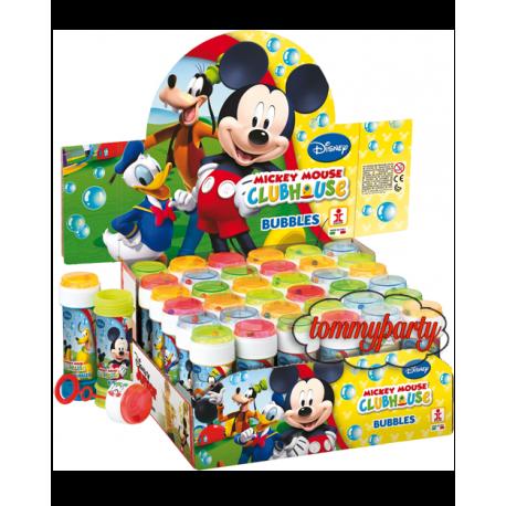 Mickey Mouse bolle di sapone pz.1