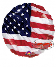 "Flying colours 18"" bandiera americana"
