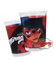 Miraculous pz.10 Bicchieri