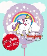 """Unicorno 18"""" palloncino ad elio"""