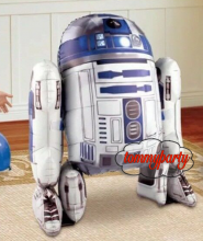 Star Wars R2D2 airwalkers Pz.1