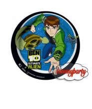 Ben 10 Ultimate Alien piatti carta 8 pz. cm.18