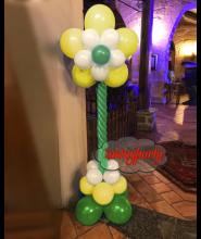 Fiore decorativo cm.160