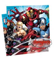 Avengers Mighty 20 tovaglioli
