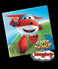 Super Wings 20 tovaglioli