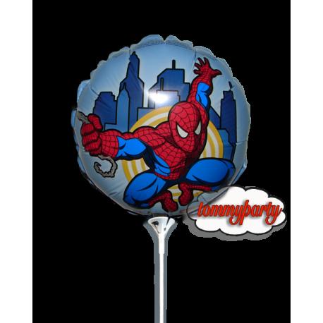 Spider Man mini shape palloncino
