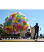 Rete per 500 palloncini