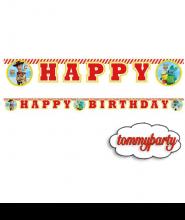 Toy Story 4 festone Happy Birthday