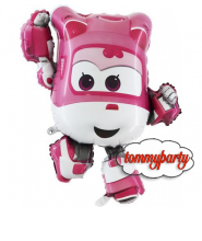 Palloncino Super Wings Dizzy S.S.