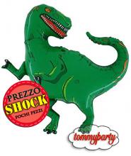 """Palloncino 40"""" Dino T-Rex"""