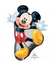 "Mickey Full Body palloncino 31"" Super Shape mylar"