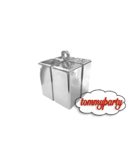 Pesetto gift box weights silver pz.1